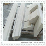Chinese Marble Limestone Moulding for Villa Door