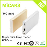 Powerful 8000mAh Vehicle Power Bank Mini Portable Car Jump Starter