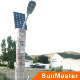 High Brightness Highway Use Aluminum LED 50W Solar Street Light