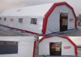 White Inflatable Emergency Tent, PVC Rescu Inflatable Tent (TH-ZP09)
