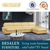 Latest Designs Living Room Furniture Italian Leather Sofa (2175)