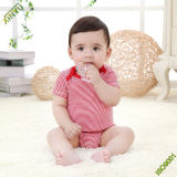 Hot Sale Organic Cotton Fit Newborn Baby Romper