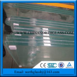 Multilayer Clear Laminated Glass Panel