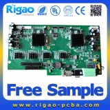 PCB Assembly with Online Aoi Testing