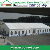 Large Outdoor Exhibition Tent with Windows