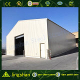 BV Certification Metal Roof Warehouse From Lingshan Steel Structure