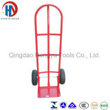 P Handle Red Color Hand Trolley Ht1806