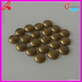 Hot Fix Copper Studs for fashion Clothes, Shoes and Bags