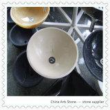 Marble Stone Sink for Restaurant Bathroom