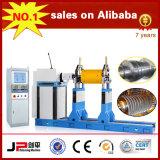 Jp Large and Medium Size Electric Motor Stam Turbine Rotor Balancing Machine