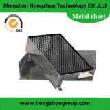 OEM Steel Perforate Sheet Metal Fabrication with Punching Process