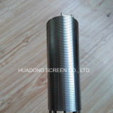 Roundness High Quality Stainless Steel Wedge Wire Tube Pipe Filter