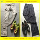 Used Clothes, /Second Hand Clothing/ Used Clothing / Fashiong and Shinning Baled Clothes (FCD-002)