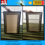3-19mm Insulated Glass Clear and Tinted Louver Glass for Windows Glass