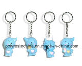 Resin/Polystone/Polyresin Key Ring for Promotional Gifts
