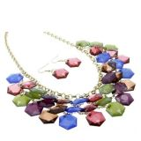 Handmade Fashion Jewelry - Necklace Set S108