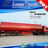 Tri Axis Military Diesel Oil Tank Semi Trailer Price