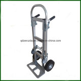 Load Capacity up to 350 Kgs Aluminum Convertible Hand Trolley