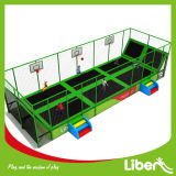 Cheap Mini Basketball Trampoline Court for Shopping Mall