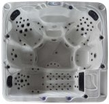 121 Jets Best Selling Consumer Products Acrylic Hot Tub with Jacuzzi