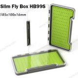 New Waterproof Silicone Fly Fishing Box