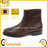 "Top Quality Brown 6"" Ankle Boots"