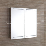 Europe Design Bathroom LED Mirror Cabinet