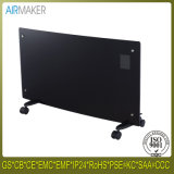 Crystal Glass Flat Convector Heater with LED Screen & Remote Control
