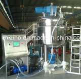 Factory Sale Heating Cooling Vacuum Homogenizous Mixer Machine