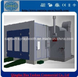 Heat Recovery Spray Booth with CE, Europe Popular Model