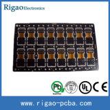 Fr4 Black Rigid PCB Board with Immsersion Gold PCB