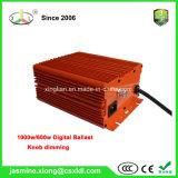 600watt Grow Light Ballast Match with HPS Lamp, Mh Lamp Knob Dimming