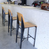 Bistro Starbucks Furniture Standard Bar Chair (SP-CS255)