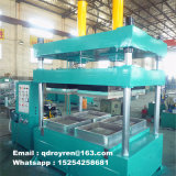 Qishengyuan Made Ce Certification Rubber Tile Vulcanizing Press / Rubber Tile (molding) Making Machine