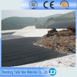 Black HDPE Impermeable Geomembrane for Pond/Landfill/Tunnel Liner