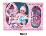 """Novelty Toys Cheap Plastic Toys for Girl Stuffed Baby Toy 12"""" Doll (102562)"""