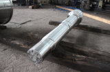 Forged CNC Machining Induction Heating Shaft