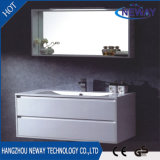 High Quality Wall Mounted Hotel Bathroom Cabinet PVC