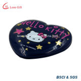 Hello Kitty Heart Shape Compact Mirror for Girl