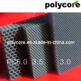 PC Honeycomb (PC3.0) for Refrigeration Display Showcase as Air Distributor