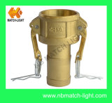 Hydraulic Pipe Fitting Brass Fitting Type B