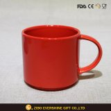 Colorful Unbreakable Ceramic Coffee Cup with Jumbo Mouth