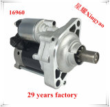 New Mitsuba Auto Engine Starter Motor for Honda (16960)