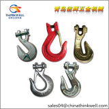 G70 Forged Steel Australia Type Clevis Grab Hook with Wing
