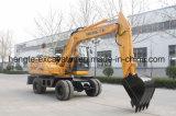 13t Wheel Excavator Manufacturer