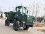 7ton Loading 4X4 Hydraulic Transmission Disel Mini Dumper Truck
