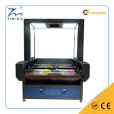 Laser Tube 150W Edge Tracking Laser Fabric Cutting Machine