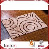 3D Effect Shaggy Carpet Area Rug Home Textile