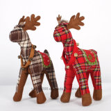 Custom Stuffed Animal Christmas Plush Toy Reindeer