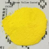 Inorganic Pigment Lemon Chromeyellow Coated High Temperature Resistance